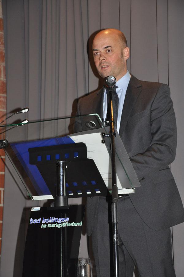 Rede Dr. Vogelpohl am Neujahrsempfang