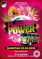 Fasnachtsparty 2019 Flower Power