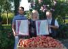Auszeichnungen für Bad Bellinger Obstbrenner