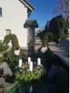 Weihnachtsbrunnen Bamlach