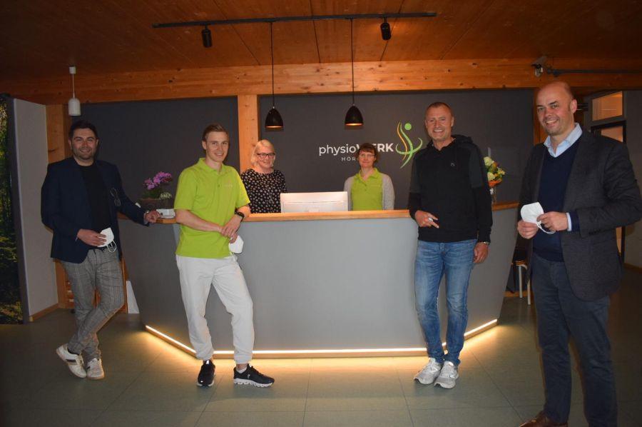 Eröffnung Physiowerk Bamlach