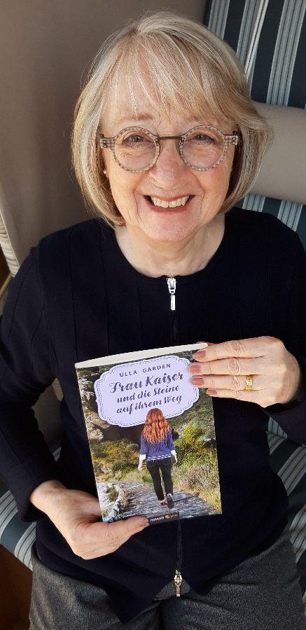 Ulla Garden und ihr neues Buch