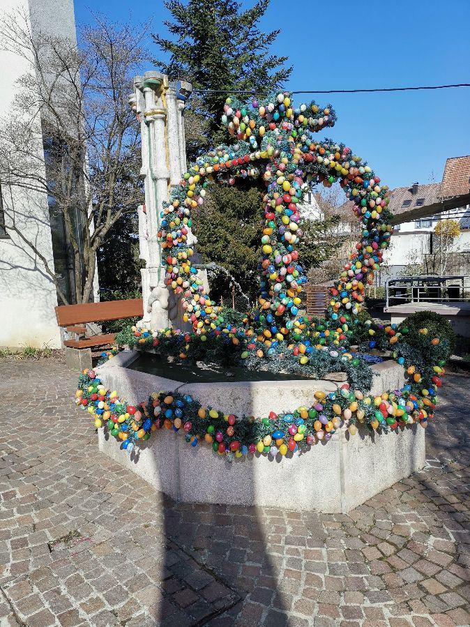 Osterbrunnen Bellingen